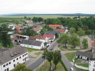 Ulica Mickiewicza i Ligonia