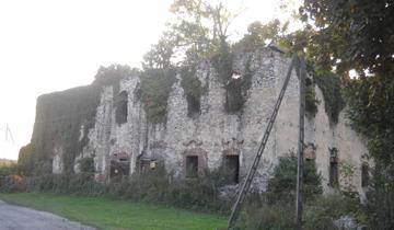 Ruiny XIV wiecznego zamku